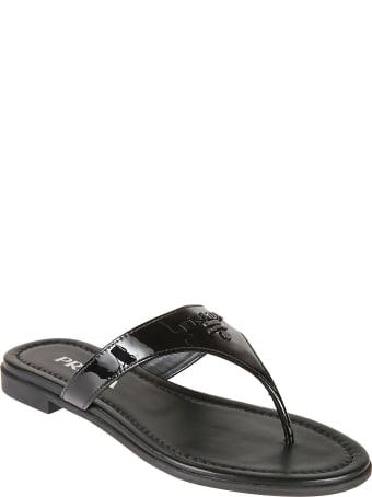 Prada Classic Flat Sandals