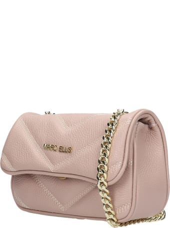 Marc Ellis Winifred S Hand Bag In Powder Leather