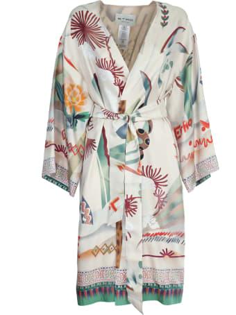 Etro kimono-style duster