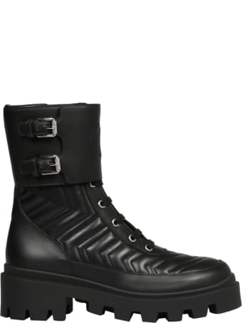Gucci Boot Leather R S