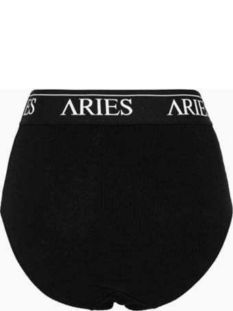 Aries High Waist Brief Sqar00021