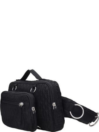 Eastpak by Raf simons Rs Waistbag  Waist Bag In Black Tech/synthetic