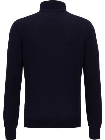 Tagliatore Wool Turtleneck