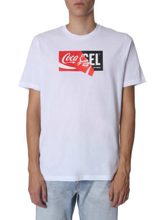 Diesel Cc-t-just-cola T-shirt
