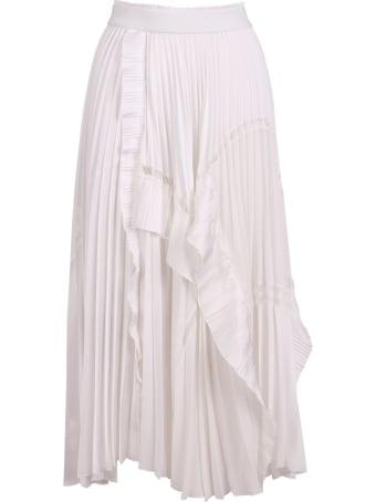 High 'fantastic' Polyester Skyrt