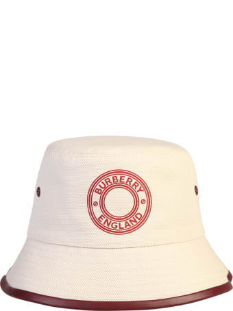 Burberry Branded Bucket Hat