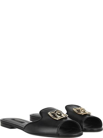 Dolce & Gabbana Dolce&gabbana D&g Logo Slides
