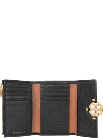 Tory Burch Medium Wallet Miller Flap