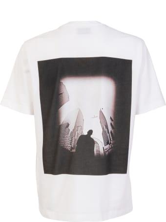 Buscemi Skyline Print T-shirt