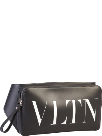 Valentino Garavani Branded Belt Bag