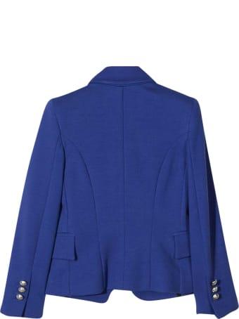 Balmain Blue Blazer