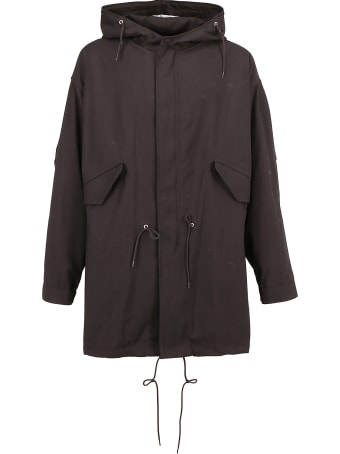 Raf Simons Parka Coat