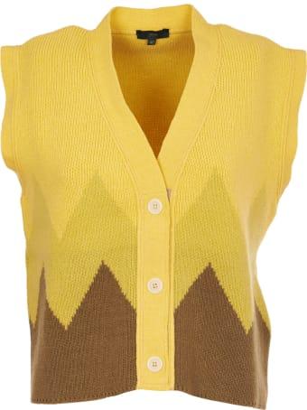 Jejia Yellow Vest