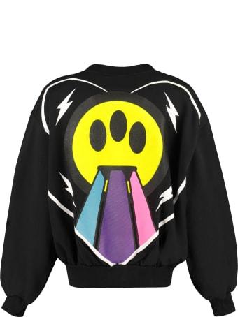 Barrow Cotton Crew-neck Sweatshirt