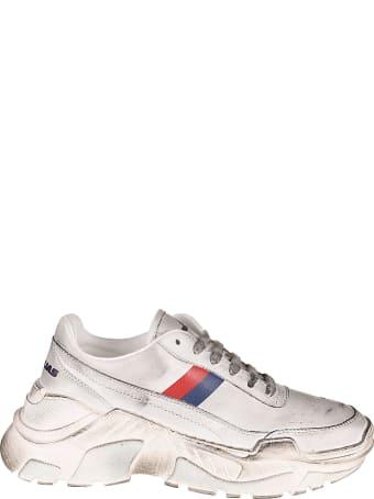 Joshua Sanders Logo Sneakers
