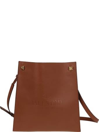 Valentino Garavani Flat Cross Body Bag