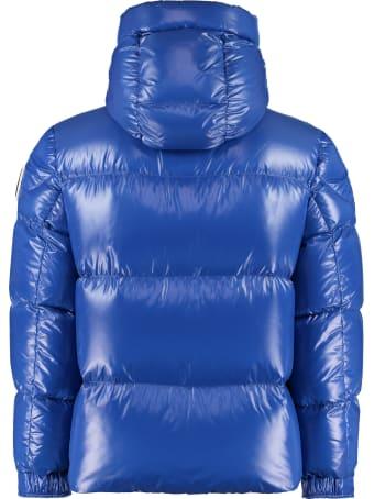 Moncler Vignemale Full Zip Down Jacket
