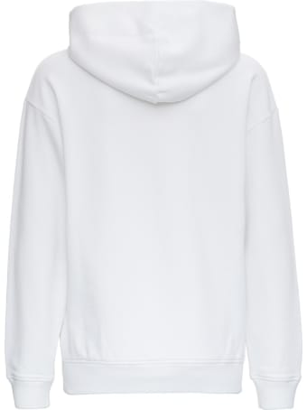 Givenchy Cotton Hoodie With Logo Print