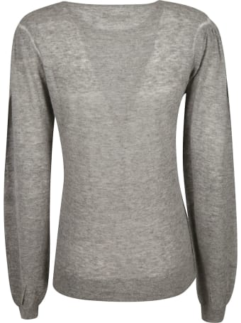 Isabel Marant Ribbed Sweatshirt