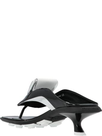 Miu Miu 'vernice Tech' Shoes