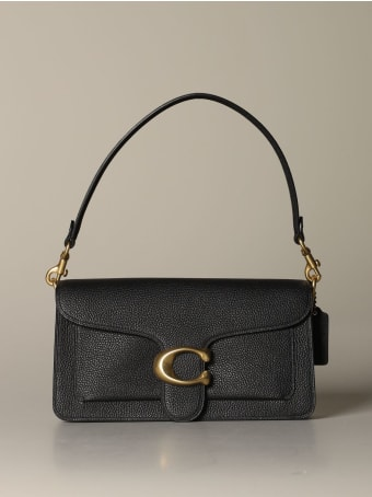Coach Shoulder Bag Tabby Coach Shoulder Bag In Textured Leather
