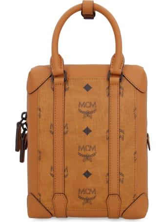 MCM Soft Berlin Visetos Bag