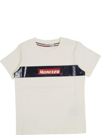 Moncler Logo Short Sleeve T-shirt