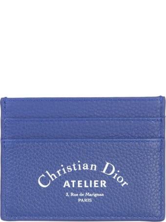 Dior Homme Leather Card Holder