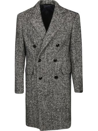 Massimo Piombo Double Breasted Coat