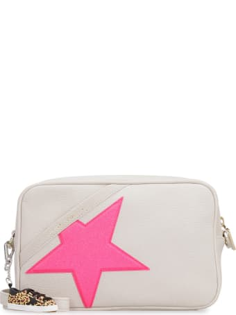 Golden Goose Star Bag Leather Camera Bag
