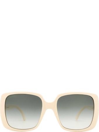 Gucci Gucci Gg0632s Ivory Sunglasses