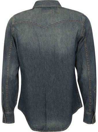 Saint Laurent Classic Western Shirt
