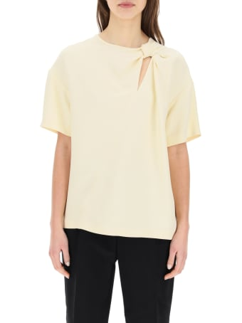 N.21 Blouse With Knot