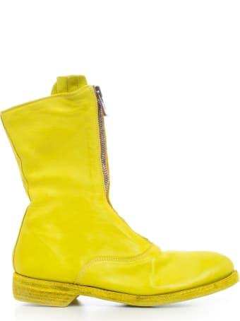 Guidi Zipped Boots