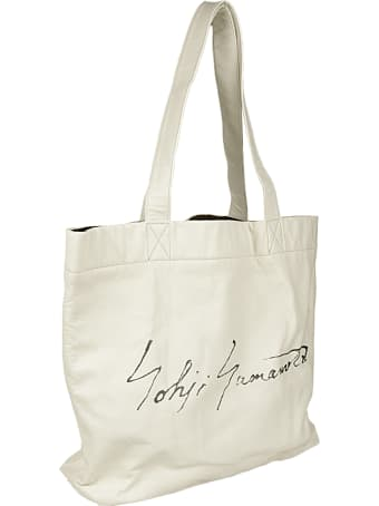 Discord Yohji Yamamoto Signature Tote L