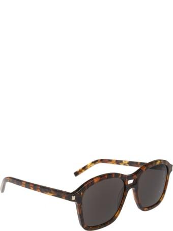 Saint Laurent Tortoiseshell Sunglasses