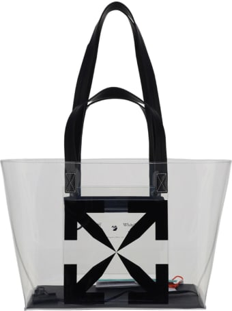 Off-White Borsa Tote Piccola Arrow