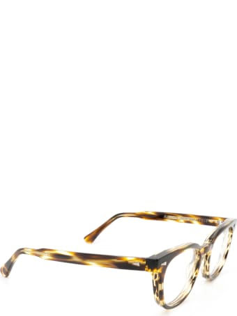 AHLEM Rue Duroc Yellow Lines Eyewear