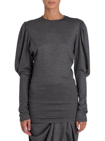 Isabel Marant Blouse With Puffed Sleeve