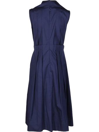 Marni Blue Cotton Dress