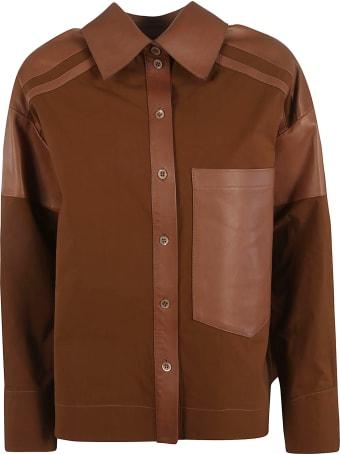 Liven Large Patch Pocket Shirt