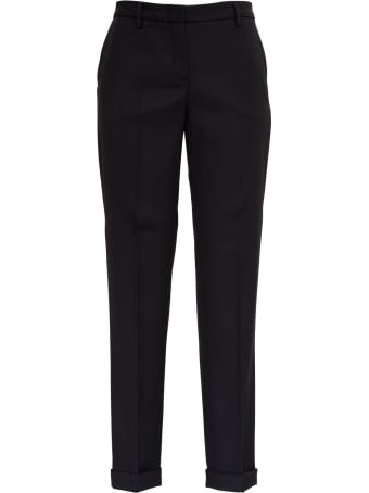 Tonello Wool Blend Trousers