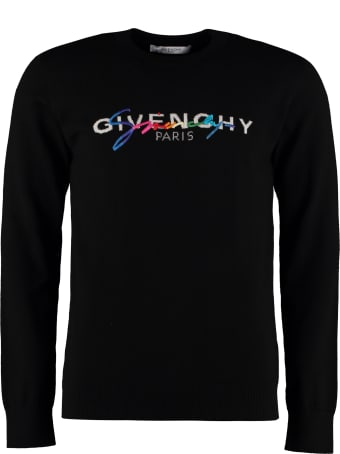 Givenchy Crew-neck Wool Sweater