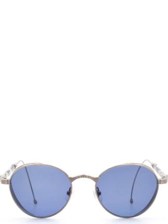 Matsuda Matsuda M3061 Antique Silver Sunglasses
