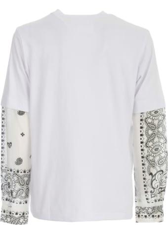 Sacai Archive Print Mix L/s T-shirt