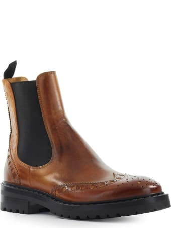 Barracuda Leather Chelsea Boot