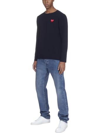 Comme des Garçons Play Sweater