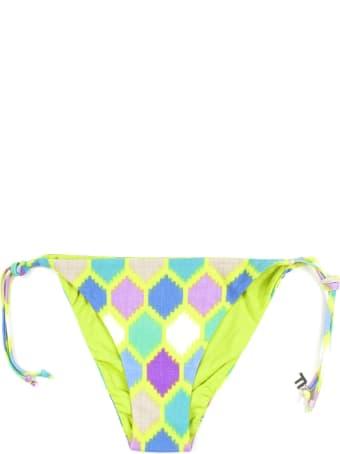 Fisico - Cristina Ferrari Lime Green Bikini Slip