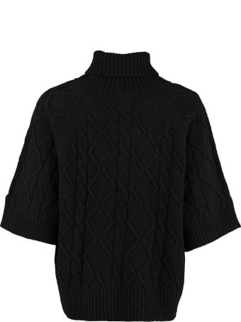 Max Mara Studio Sandalo Wool And Cashmere Sweater