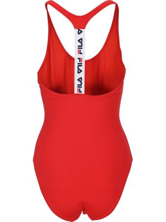Fila Logo Swimsuit